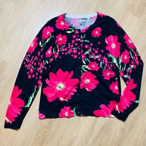 🎉5 for $25🎉 Old Navy Floral Cardigan